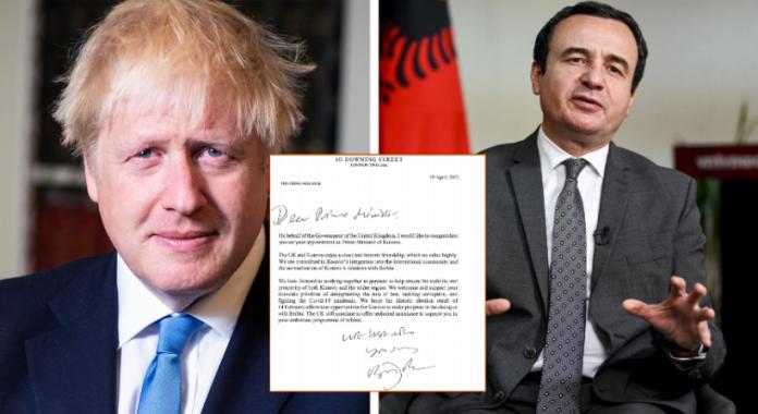 kryeministri-britanik-i-shkruan-leter-kurtit:-shpresoj-ne-progres-ne-dialogun-me-serbine