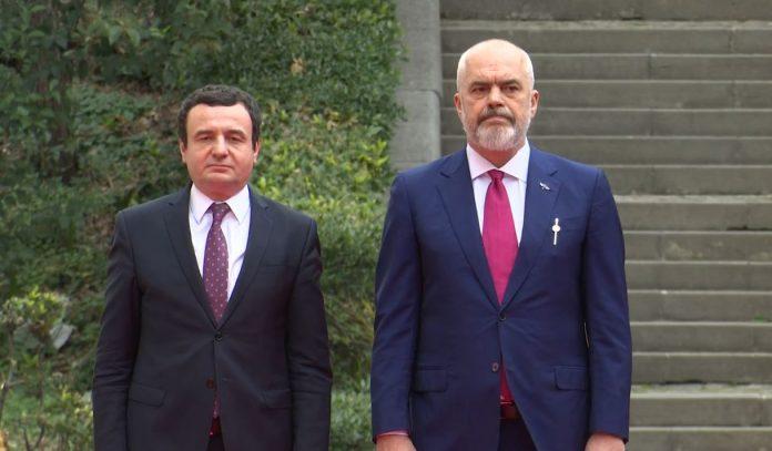 """""""me-kurtin-dhe-ramen-ne-pushtet,-pritet-acarim-i-marredhenieve-kosove-shqiperi"""""""