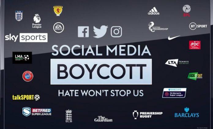 klubet-e-futbollit-anglez-bojkotojne-rrjetet-sociale-nga-sot-deri-te-henen