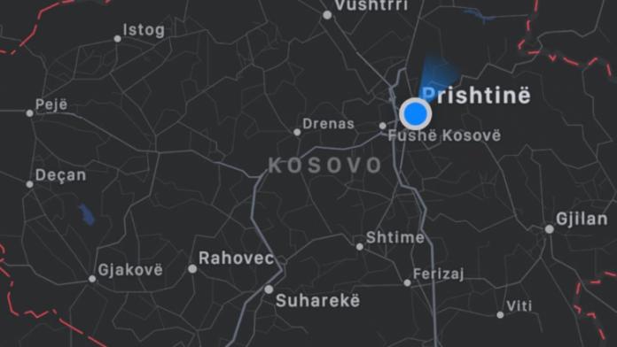 apple-maps-ndryshon-emrat-e-qyteteve-te-kosoves,-ato-tashme-shenohen-ne-gjuhen-shqipe-dhe-jo-serbe