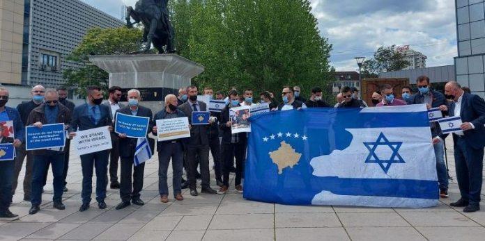 izraeli-per-protesten-qe-u-mbajt-sot-ne-kosove:-faleminderit-qe-dolet-kunder-terrorizmit