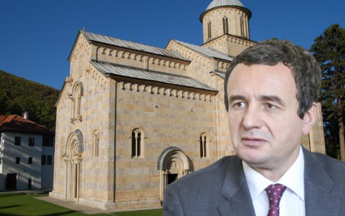 """kurti-e-demtoi-kosoven-me-letren-derguar-manastirit-te-decanit"""