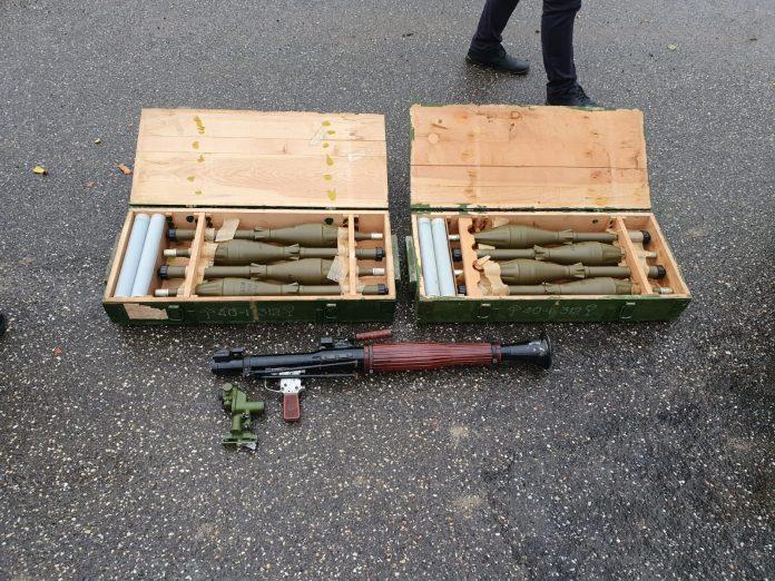 """te-arrestuarit-per-terrorizem-armet-""""i-blen""""-nga-policia-e-kosoves"""